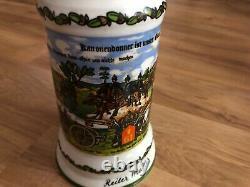 Antique German Beer Stein circa 1914-1917