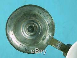 Antique German Germany WW1 Military Regimental Porcelain Lidded Beer Stein Mug 9