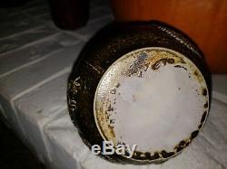 German Bearded Man Bartmannkrug Jug Stein Beer Stein Jug Jar 0,7 Liter Vintage