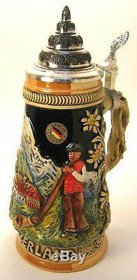 German Beer Stein Switzerland