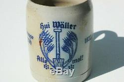 German WWII FAD or RAD Beer Stein