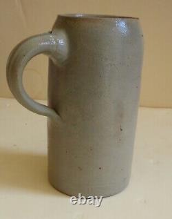 German World War I Royal Bavarian 8th Infantry Beer Mug Enameled Regimental Stei