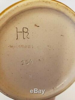 Hauber Reuther HR #154 German Beer Stein Drinking Dancing Musicians Mettlach Era