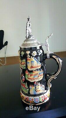 King German Beer Stein (Limited Edition)