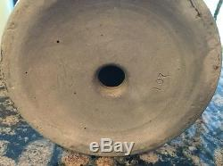 Large Reinhold Hanke Westerwald Stoneware Ewer/stein 18 3/4German Beer/Wine Jug