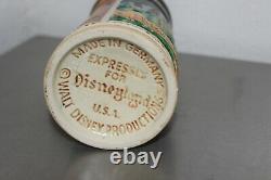 Vintage Disneyland Walt Disney Productions German Ceramic Beer Stein Castle LID