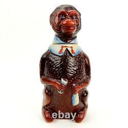 Vintage Matthias Girmscheid German Beer Stein Monkey Bar Tender 833